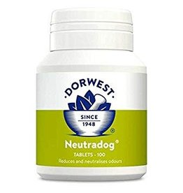 Dorwest Neutradog Tablets for Dogs and Cats 100 Tablets