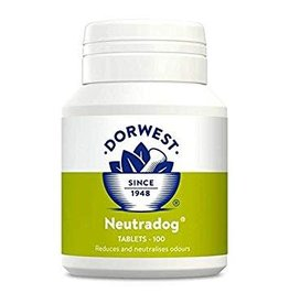 Dorwest Neutradog Tablets for Dogs and Cats, 100 Tablets
