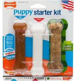 Nylabone Puppy Chew Starter Kit Chewing Set