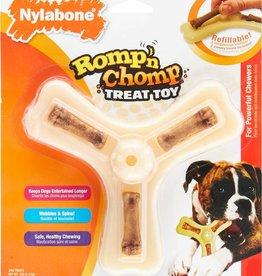 Nylabone Romp 'N' Chomp Triple Treat Dog Toy