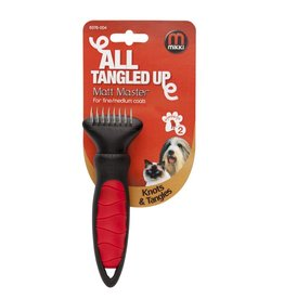 Mikki Matt Master De-matting Grooming Brush