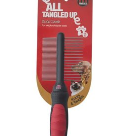Mikki Grooming Dual Comb for Medium & Coarse Coats