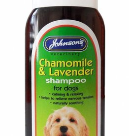 Johnsons Chamomile & Lavender Shampoo for Dogs 200ml