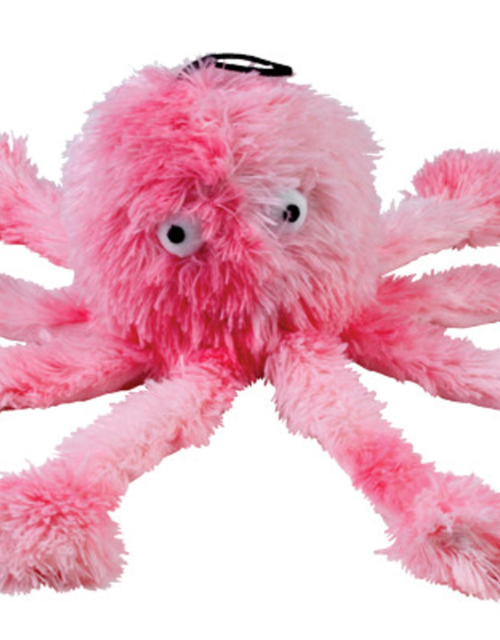 Gor Pets Cuddle Soft Big Daddy Octopus Dog Toy
