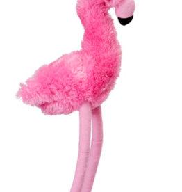 Gor Pets Cuddle Soft Baby Flamingo Dog Toy