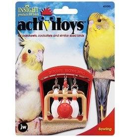 JW Birdie Bowling Bird Toy