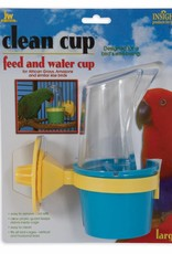 JW Clean Cup Bird Feed and Water Cup Large