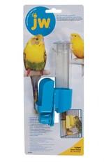 JW Clean Seed Tall Silo Cage Bird Feeder