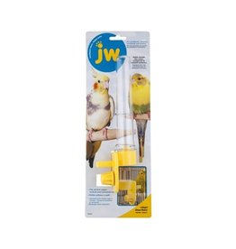 JW Clean Water Tall Silo Cage Bird Waterer