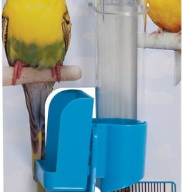 JW Clean Seed Silo Cage Bird Feeder