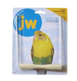 JW Sand Perch Swing Small for Budgie