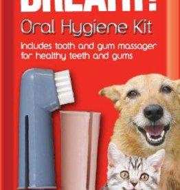 Mikki Oral Hygiene Kit with Tooth & Gum Massager