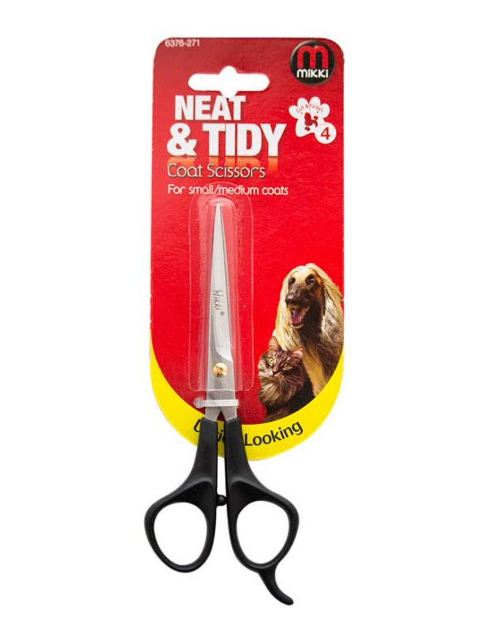 Mikki Coat Scissors for Small & Medium Dogs