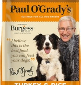 Paul O'Grady's Hypoallergenic Turkey & Rice Dog Food