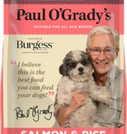 Paul O'Grady's Hypoallergenic Salmon & Rice Dog Food