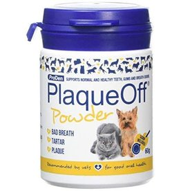 ProDen Plaque Off Pet Dental Powder, 60g