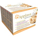 Applaws Cat Wet Food Chicken Selection Box, 12 x 70g