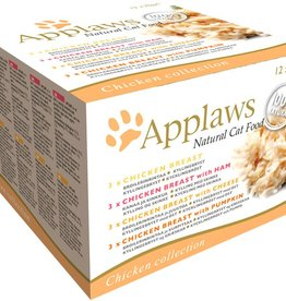 Applaws Cat Wet Food Chicken Selection 12 x 70g