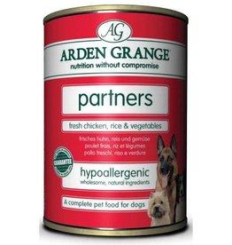 Arden Grange Partners Wet Food, Chicken, Rice & Vegetables 395g, pack of 6