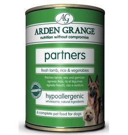 Arden Grange Partners Wet Dog Food, Lamb, Rice & Vegetables 395g, pack of 6
