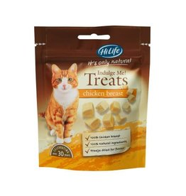 HiLife Indulge Me Chicken Breast Cat Treats 10g