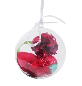Rosewood Christmas Multi Toy Catnip Bauble Cat Toy