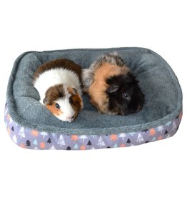 """Rosewood Christmas Small Animal """"Winter Forest""""  Snuggles Bed"""