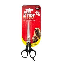 Mikki Coat Scissors for Medium & Large Dogs, 19cm