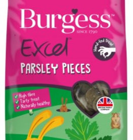 Burgess Excel Parsley Pieces Treats for Small Animals 80g