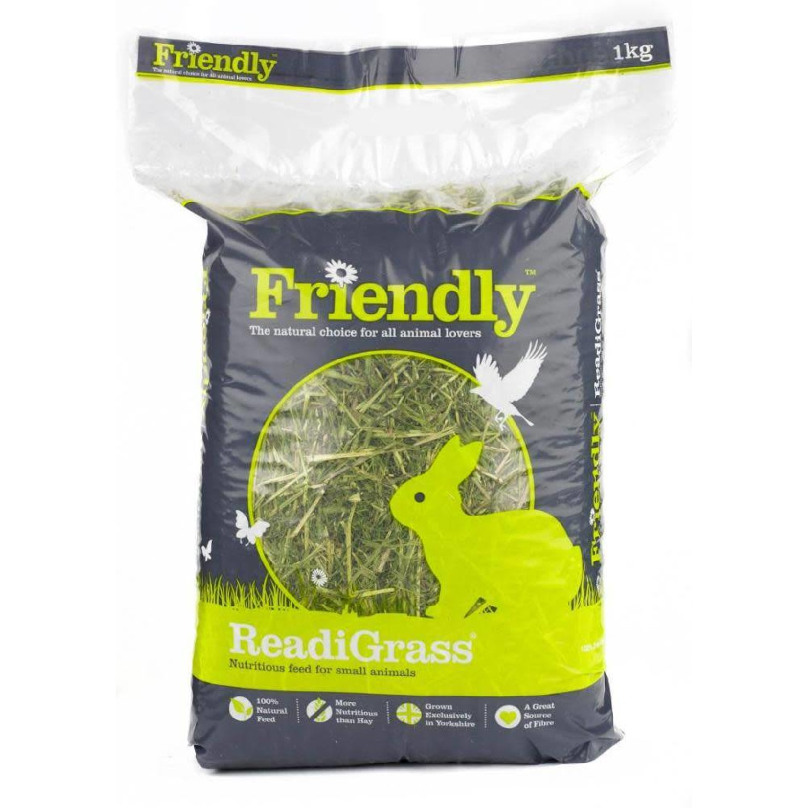 Friendly Readigrass Food for Small Animals, 1kg