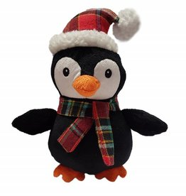 Ancol Christmas Cuddly Penguin Dog Toy