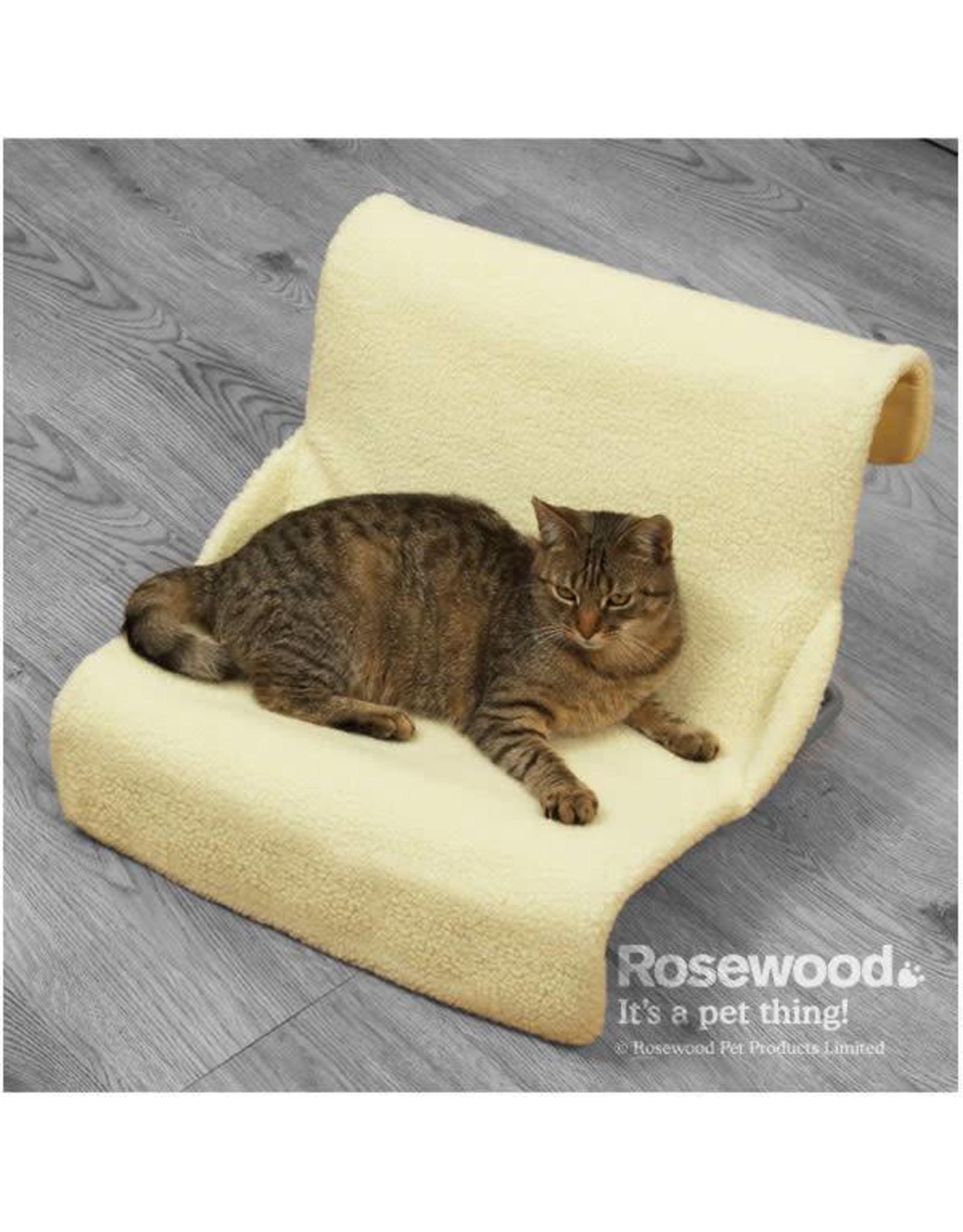 Rosewood 2 in 1 Radiator & Floor Cat Bed