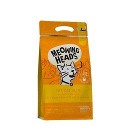 Meowing Heads Fat Cat Slim Light Adult Cat Dry Food, 1.5kg