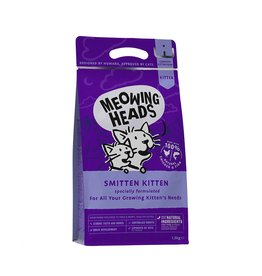 Meowing Heads Smitten Kitten Dry Food