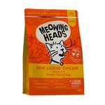 Meowing Heads Paw Lickin' Chicken Adult Cat Dry Food
