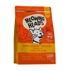 Meowing Heads Paw Lickin' Chicken, Adult Cat Food