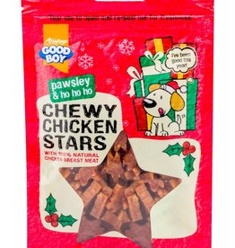 Armitage Christmas Chewy Chicken Stars Dog Chew 65g