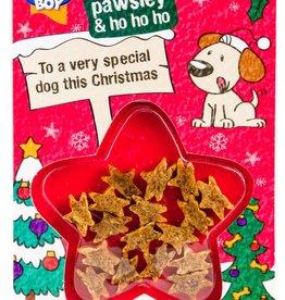Armitage Christmas Dog Chicken Meaty Treats Christmas Card