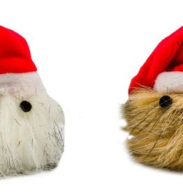 Armitage Christmas Fluffy Face Balls Cat Toy 60mm 2.5inch