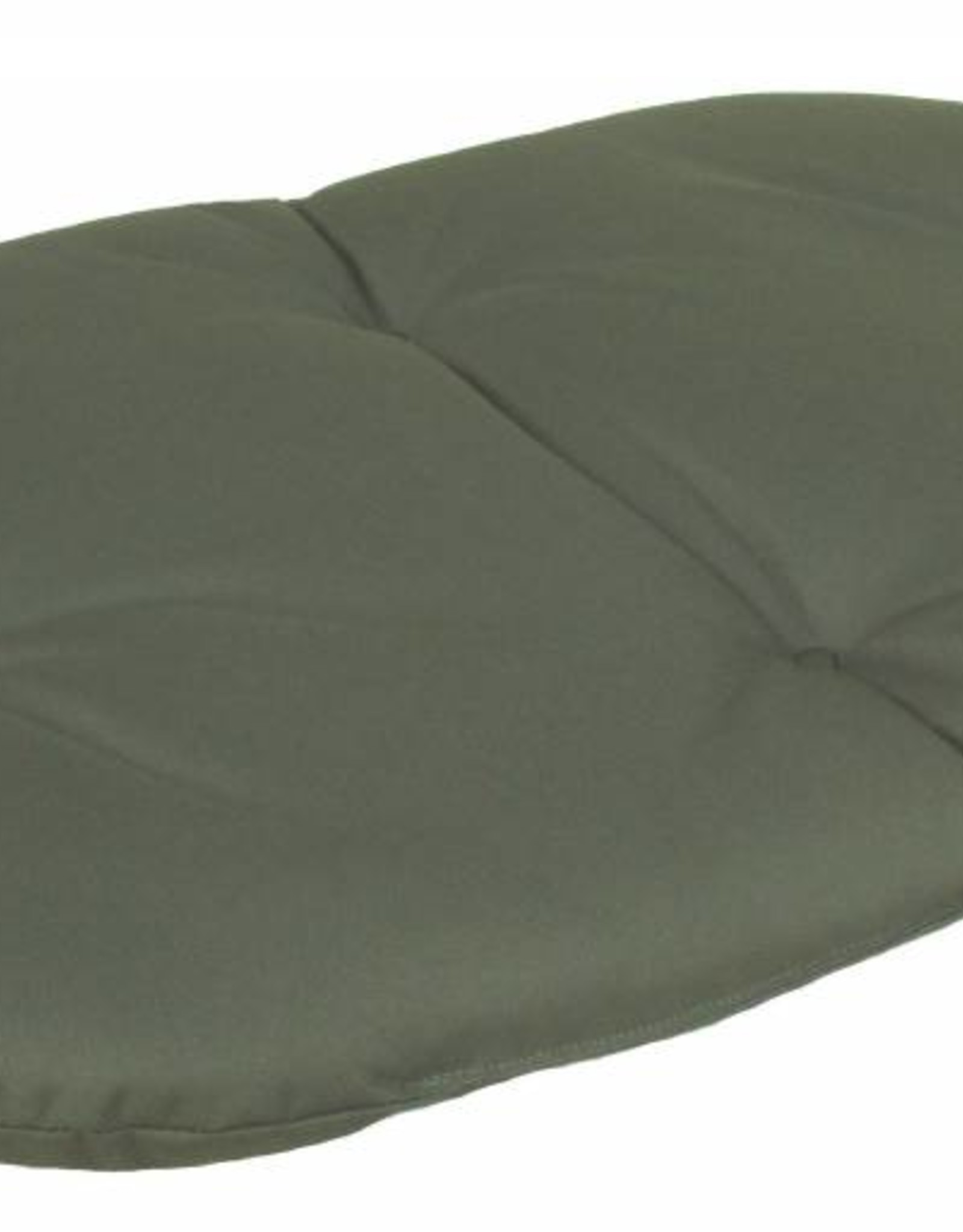Pets & Leisure Country Dog Heavy Duty Oval Waterproof Cushion Pad in Green
