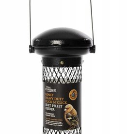 Tom Chambers Giant Heavy Duty Flick 'n' Click Wild Bird Suet Feeder