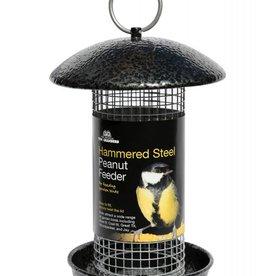 Tom Chambers Hammered Steel Peanut Wild Bird Feeder
