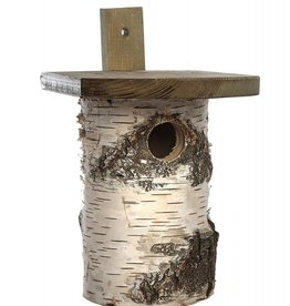 Tom Chambers Birch Nest Wild Bird Box (FSC)