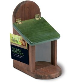 Tom Chambers Squirrel Snack Box (FSC)