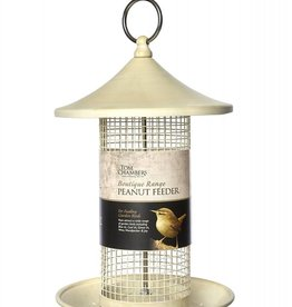 Tom Chambers Boutique Wild Bird Peanut Feeder