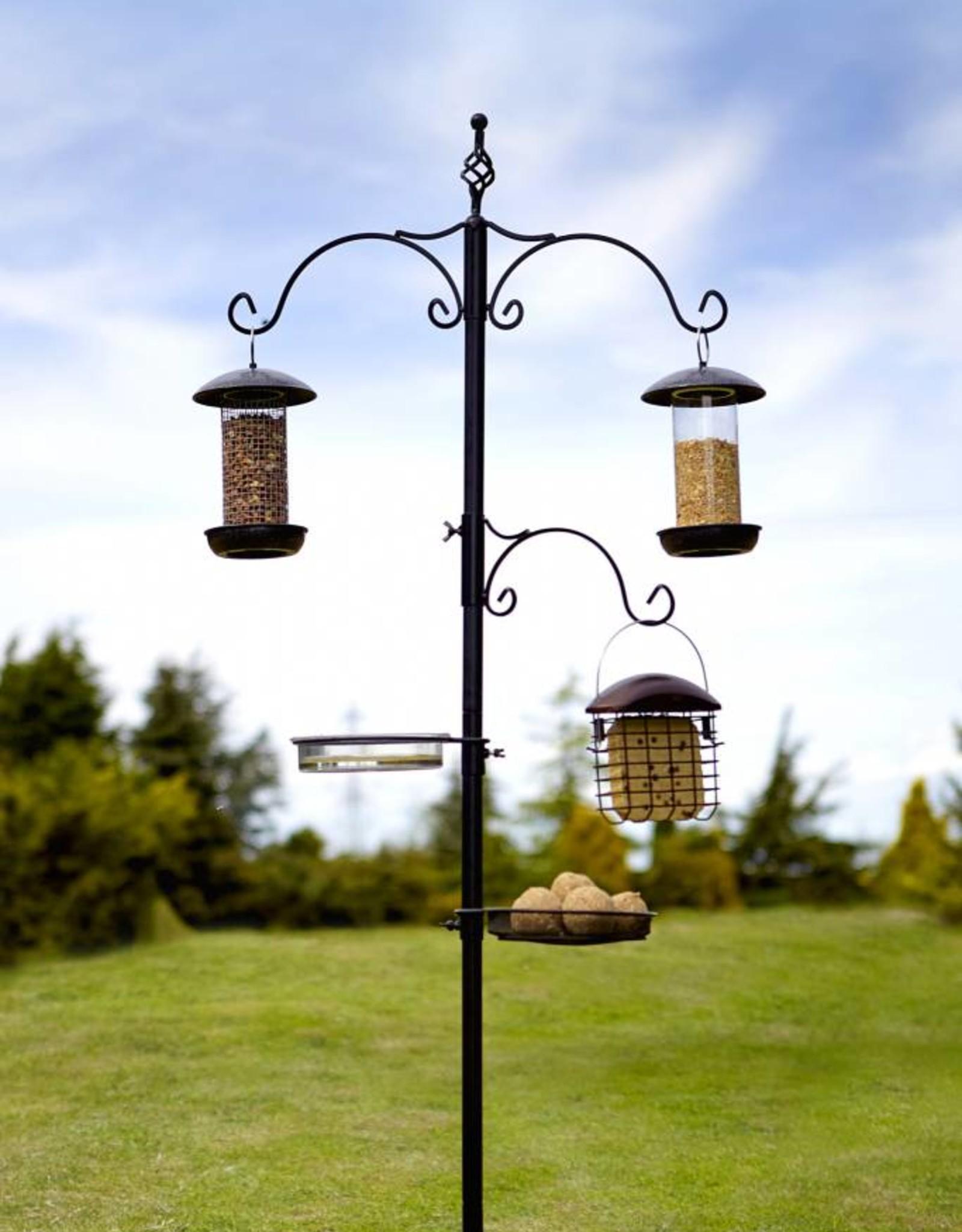Tom Chambers Classic Wild Bird Feeding Station 220cm