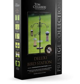Tom Chambers Deluxe Wild Bird Feeding Station 234cm