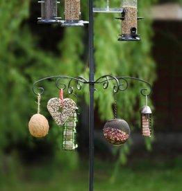 Tom Chambers Multi Wild Bird Feeding Station 230cm