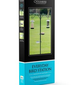 Tom Chambers Everyday Wild Bird Feeding Station 210cm