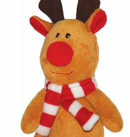 Happy Pet Christmas Catnip Reindeer Cat Toy 20cm